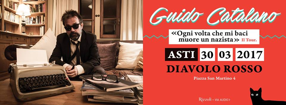 Guido Catalano ad Asti
