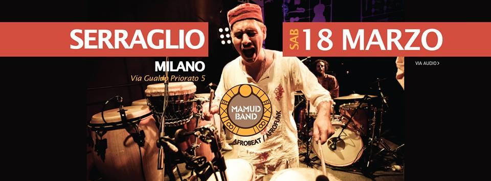 Mamud Band al Serraglio