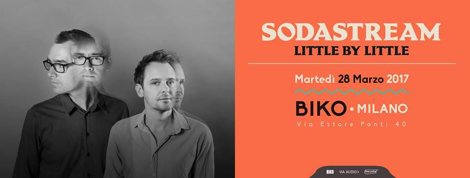 Sodastream al Biko Milano