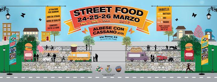 Street Food di Albese con Cassano
