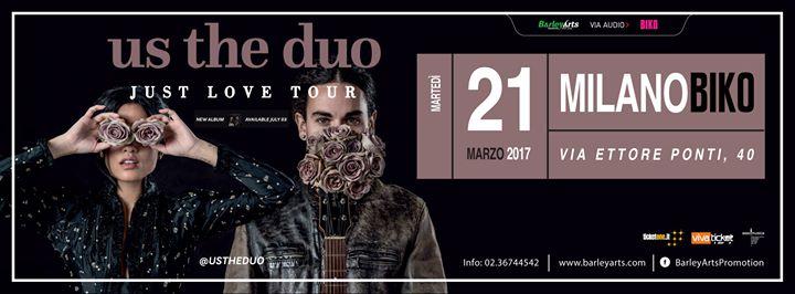 Us the Duo al Biko Milano