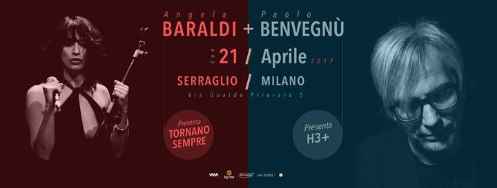 Baraldi e Benvegnù al Serraglio