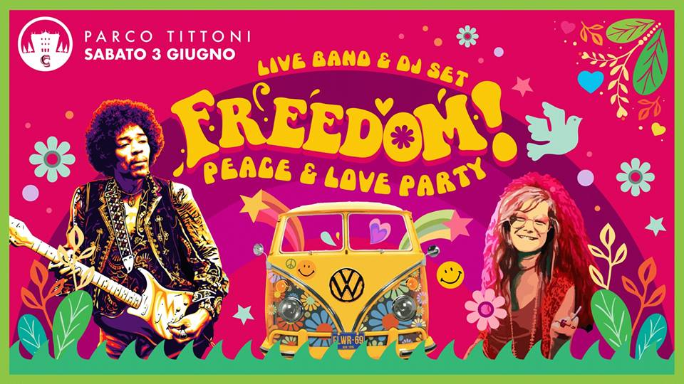 Freedom Peace & Love Party