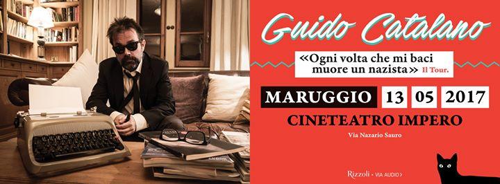 Guido Catalano a Maruggio