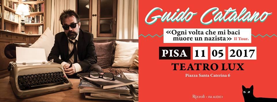 Guido Catalano a Pisa