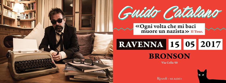 Guido Catalano a Ravenna