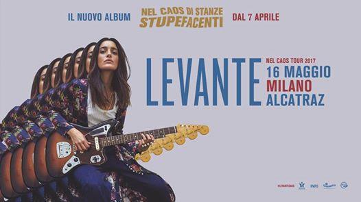 Levante ad Alcatraz Milano