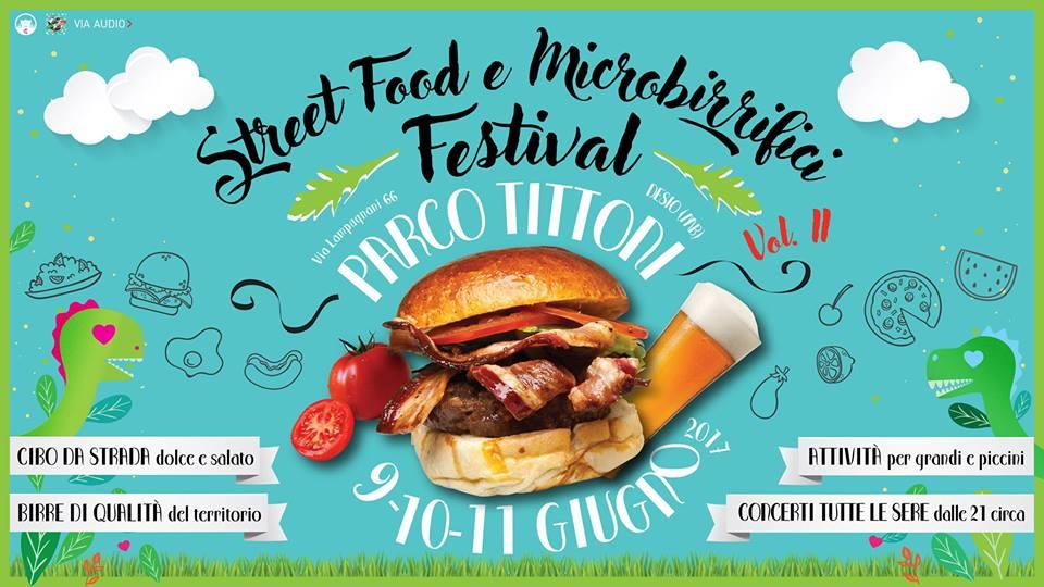 Street Food & Microbirrifici Festival Tittoni