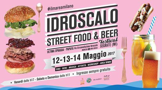 Street Food all'Idroscalo di Milano