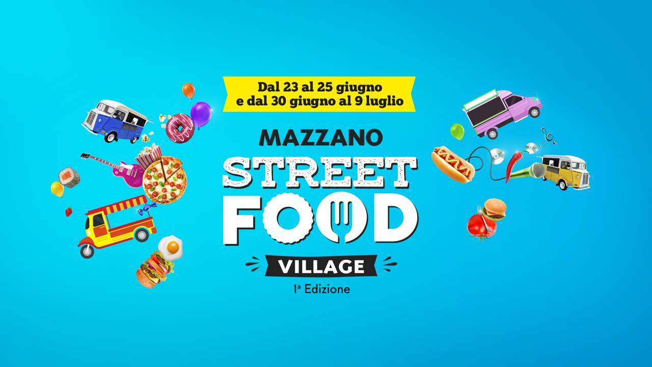Street Food Village a Mazzano