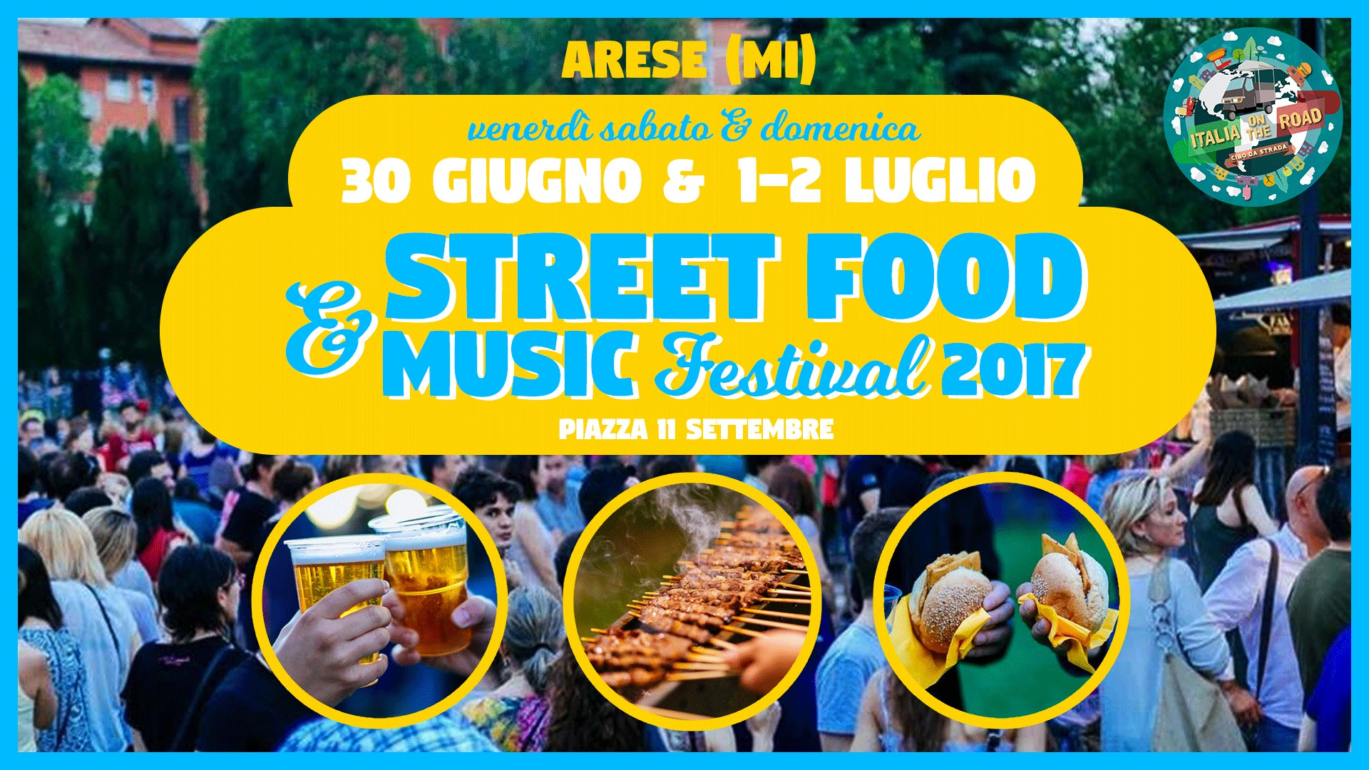Street Food & Music Festival - Arese