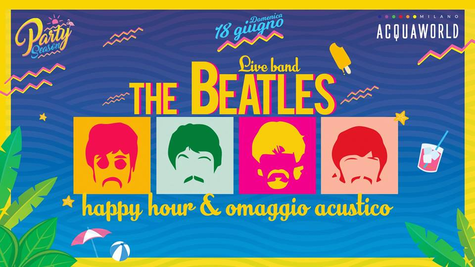 The Beatles_Acquaworld