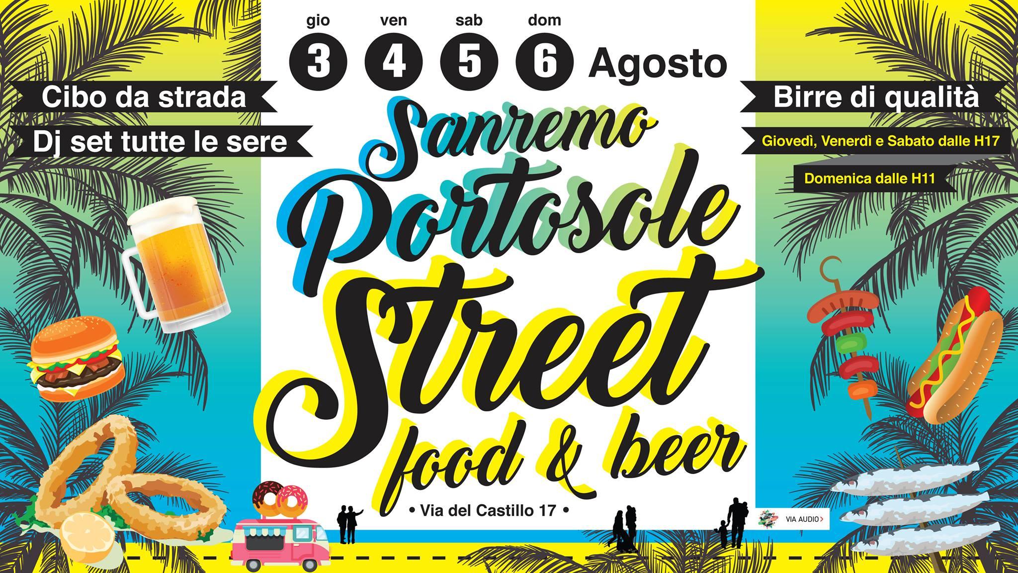 Street Food Portosole