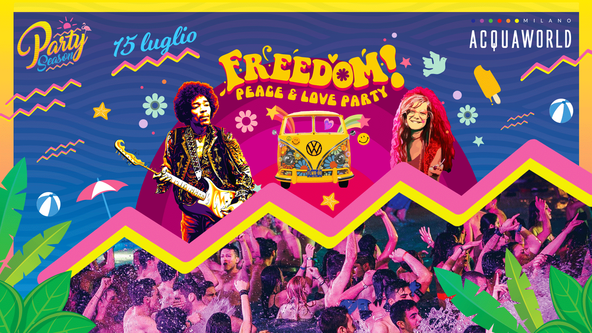 Freedom ad Acquaworld