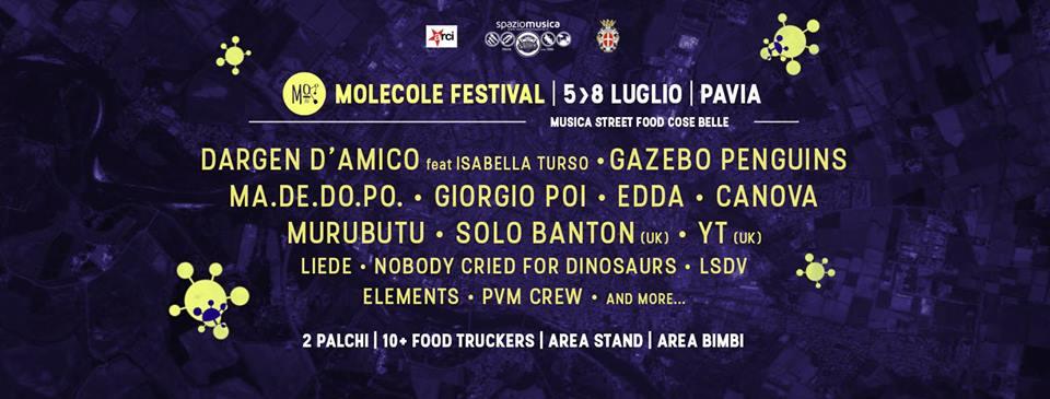 Molecole Festival_Pavia