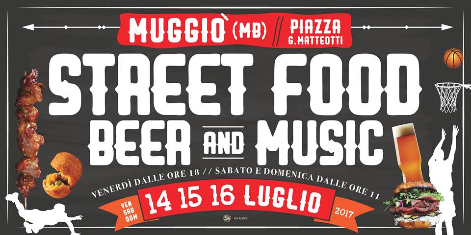 Street Food Beer & Music