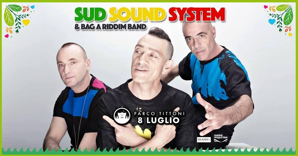 Sud Sound System - Parco Tittoni