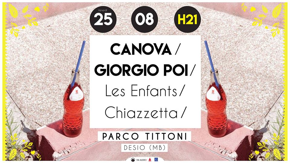 Canova, Giorgio Poi_ParcoTittoni