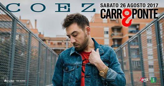 Coez_CarroPonte