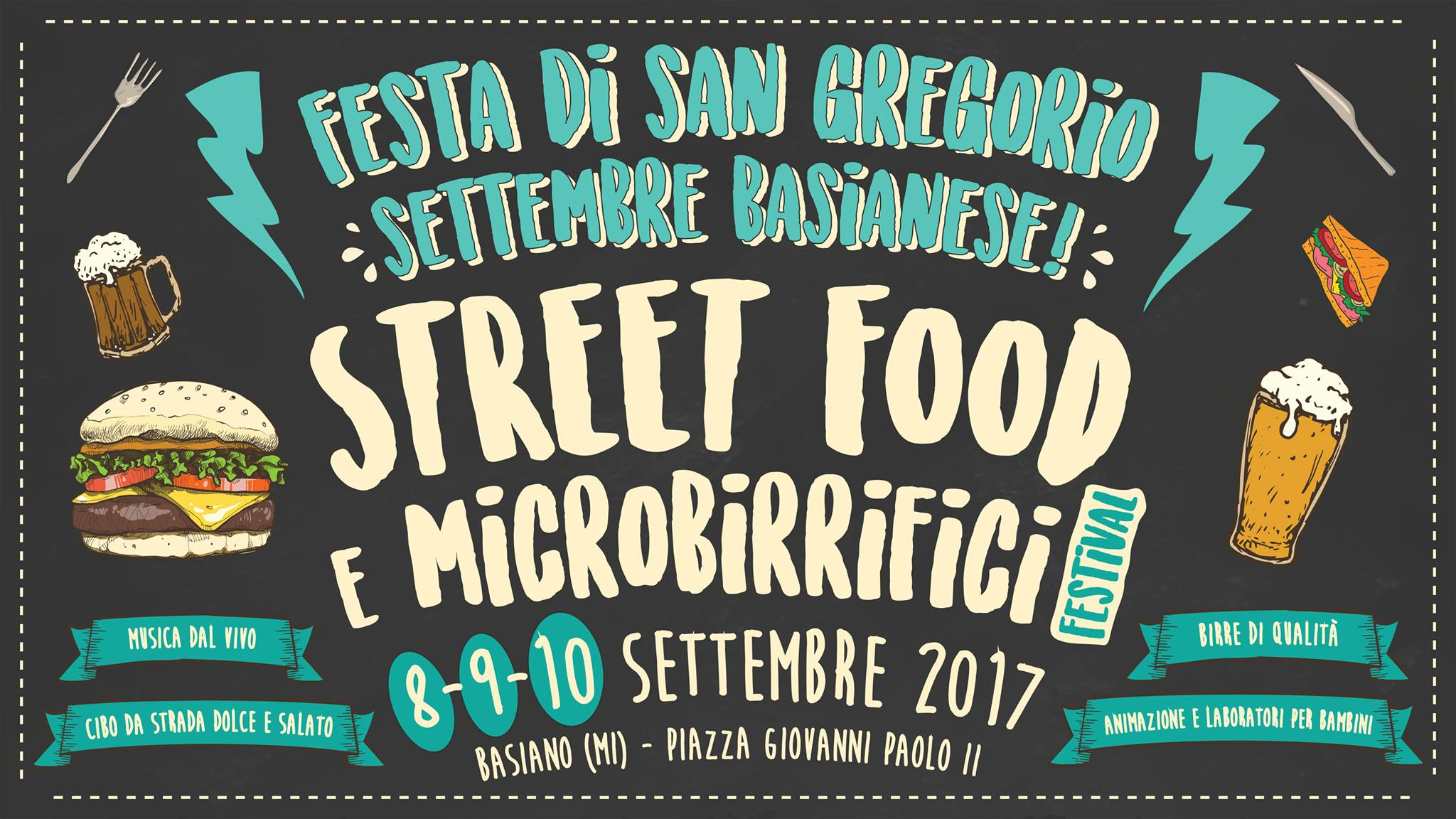 Street Food & Microbirrifici Festival | Basiano