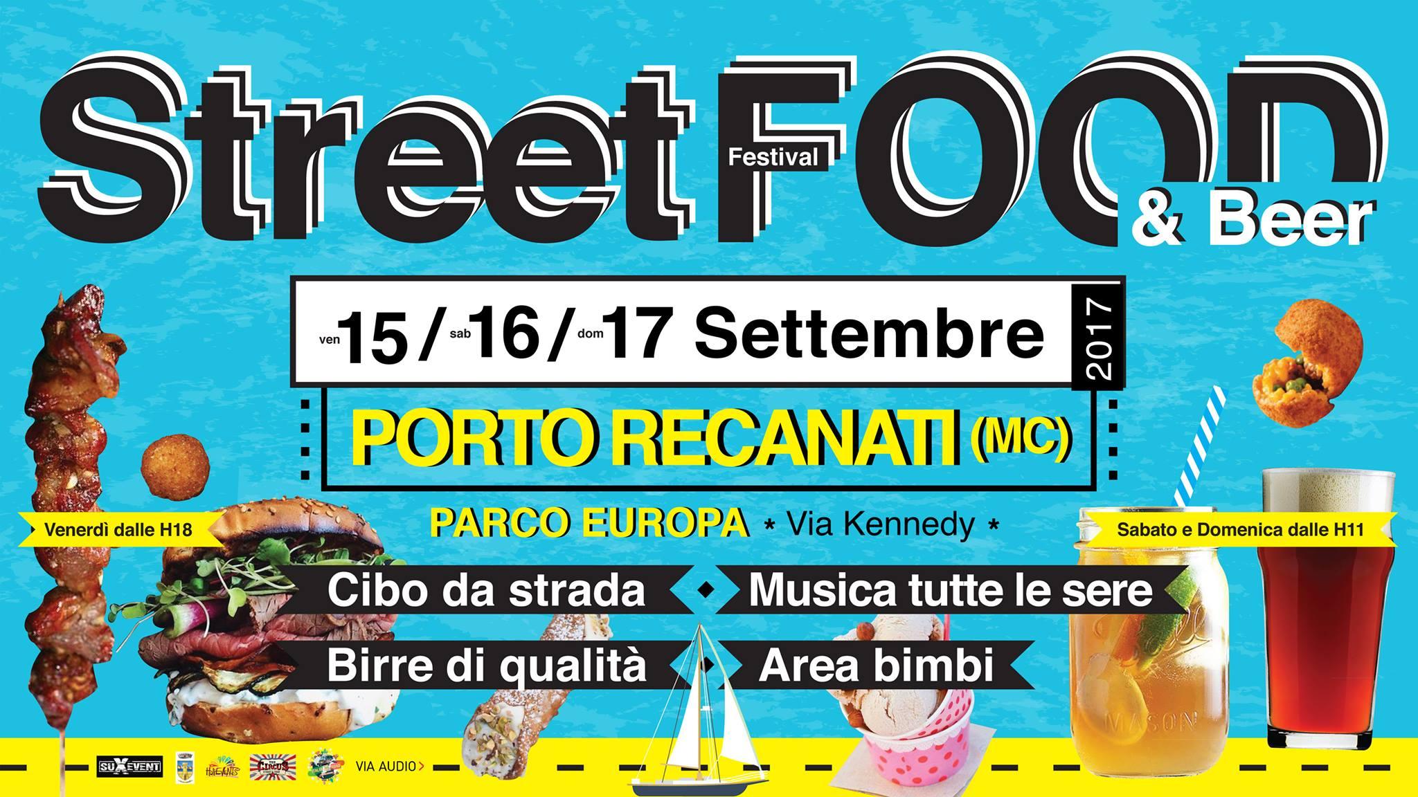 Street Food & Beer Festival - Porto Recanati