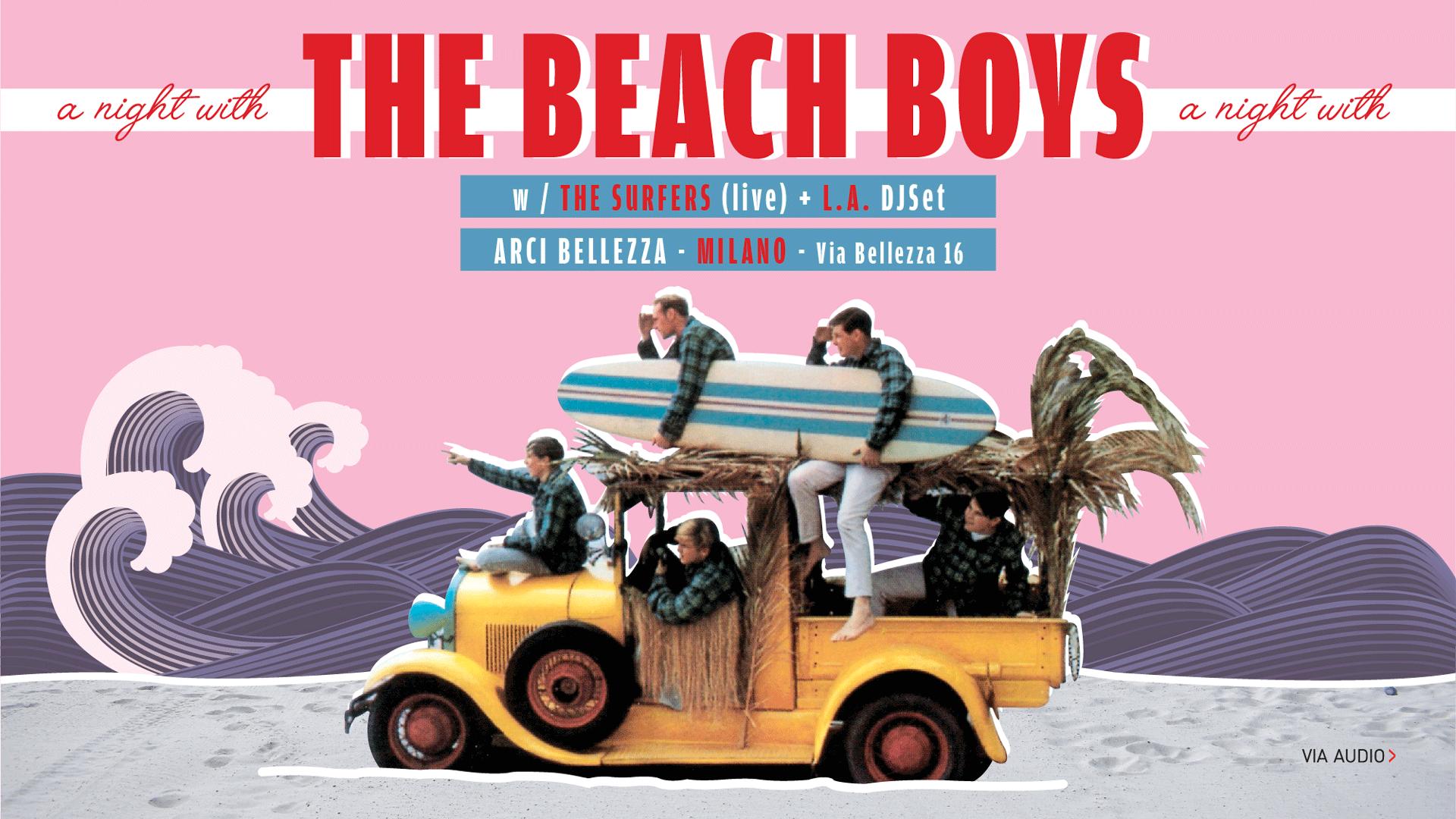 Beach Boys_Arci Bellezza