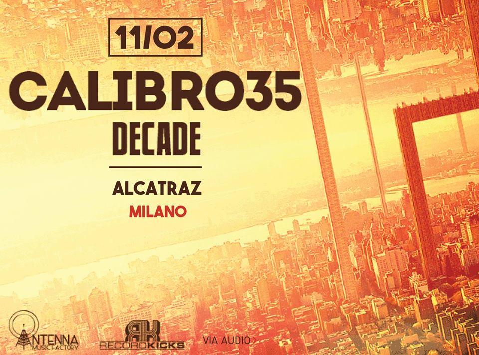 Calibro 35 in concerto | Alcatraz, Milano