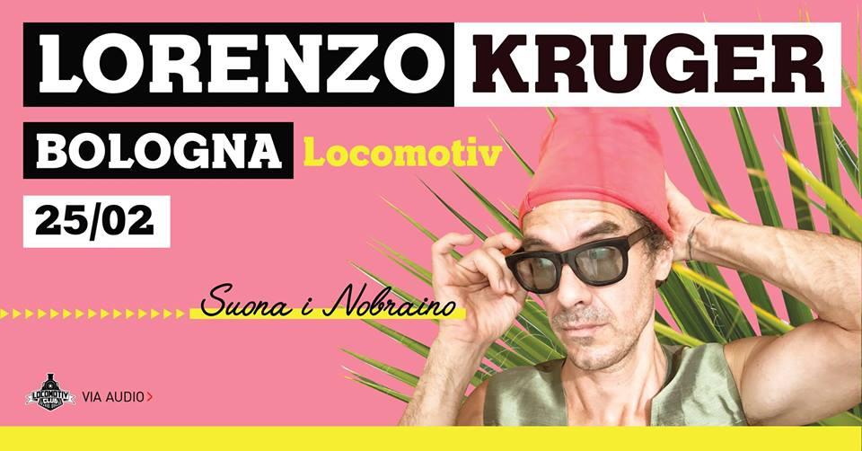 Lorenzo Kruger_Locomotiv Club