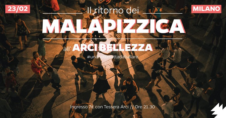 Malapizzica_Arci Bellezza