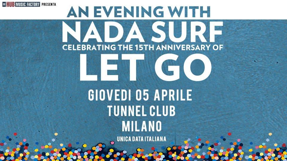 Nada Surf_Tunnel Club